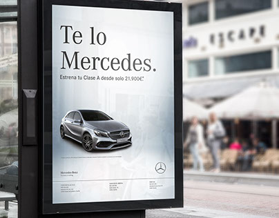 Te lo Mercedes