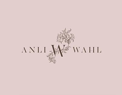 Anli Wahl Floral Branding Design