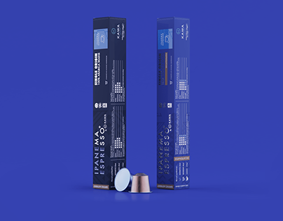 Ipanema Espresso® Single Origin Capsules | Kawa Coffees