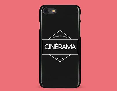 Logo Cinérama