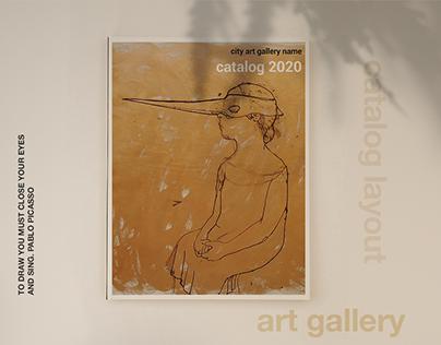 Art Gallery Catalog