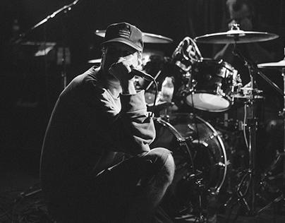 BANE - Concert Photography