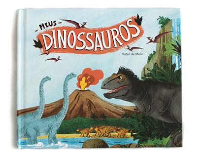 Meus dinossauros