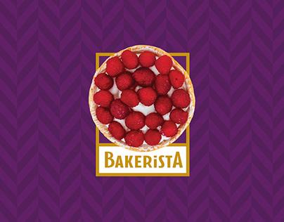 Bakerista Logo & Identity Redesign