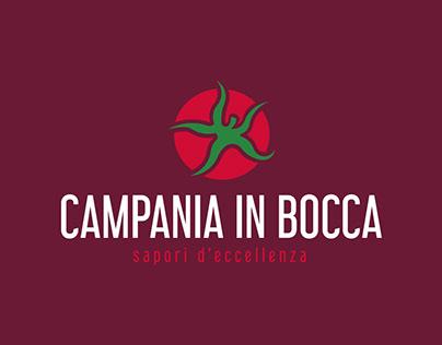 Campania in Bocca / Brand Identity & Packaging