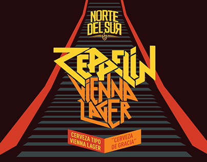 Cerveza Norte del Sur | Beer label collection