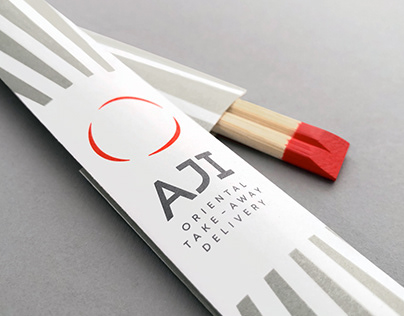 AJI - Naming, Logo and Brand Identity