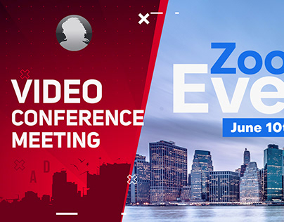 Video Conference Meeting – After Effects Template