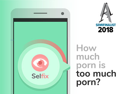 Selfix app (Personal porn regulator)