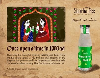 Advertisement Campaign (SharbaTree)