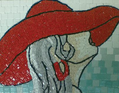 Mosaic Art Project 2015
