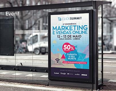Clicksummit - Advertising & Digital Marketing
