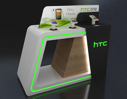 HTC Display Unit