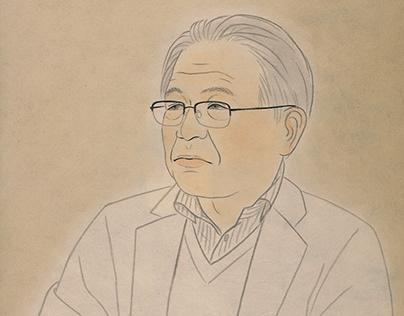 Portrait of Rin Hamuro