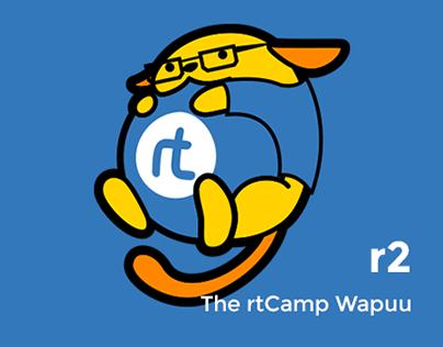 r2, the rtCamp Wapuu