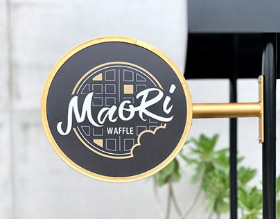 LOGO | MaoRi Waffle