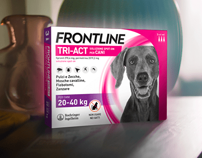 ---Frontline Triact--- Ad Campaign 2021