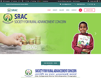 Sracngobd Organization Website