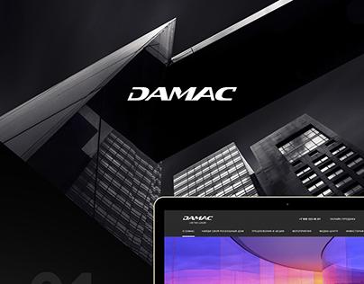 DAMAC projects