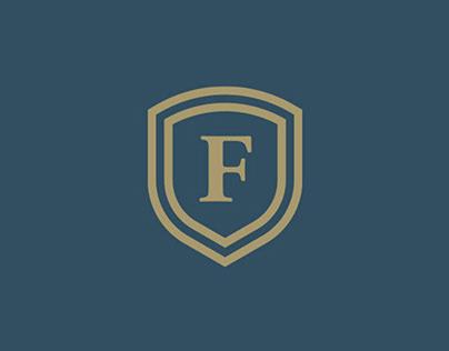 The Law Offices of Roger King Fuston Logo Design