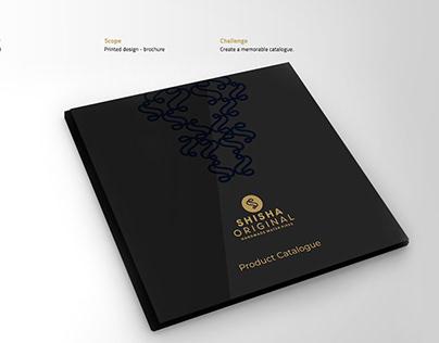 Shisha Original Product Catalogue