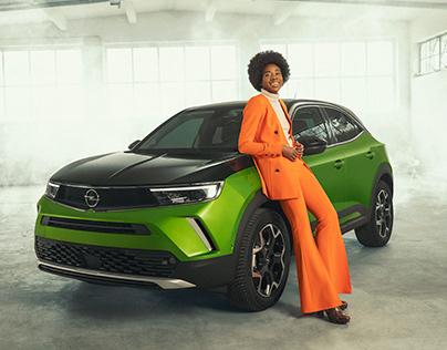 Germany's Next Topmodel / Opel