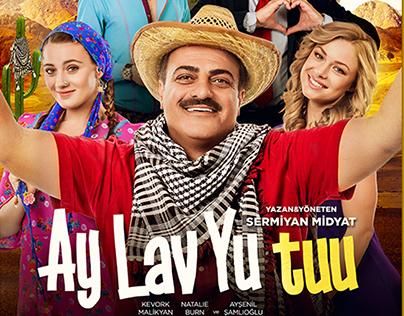 Ay Lav Yu Tuu Movie Poster