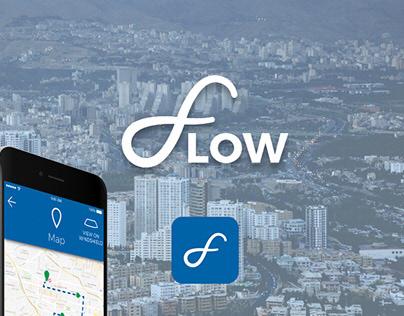 Flow Mobile App UI Design
