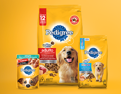 Pedigree - Packaging design