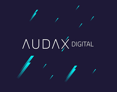 AUDAX DIGITAL // BRANDING
