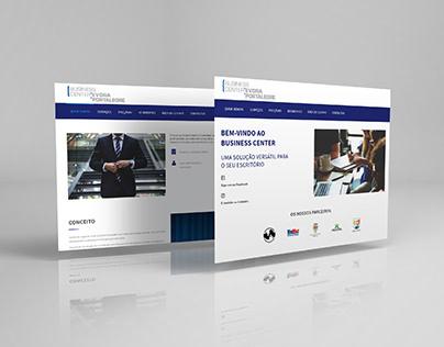 BUSINESS CENTER . Webdesign