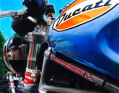 Ducati MonsterGulf