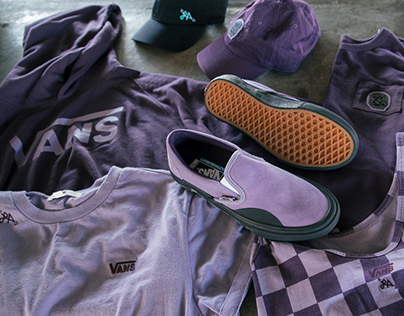 Vans Pro Skate Collection- Lizzie Armanto SU19