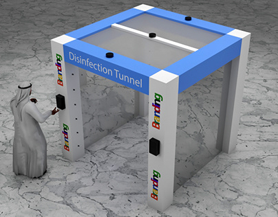 Disinfection Tunnel Design