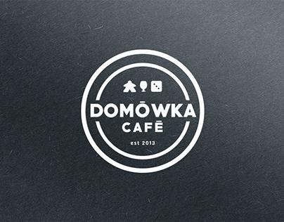 Domówka Cafe - new logo