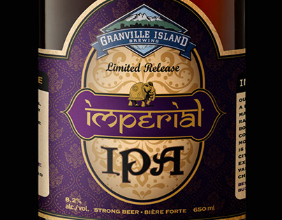 Granville Island Brewing Limited Release Packaging