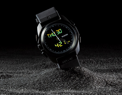 Nixon Surf Watch