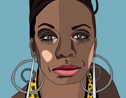 * Tribute to Rockstar / Nina Simone.