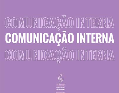 Comunicação Interna - Intern communication