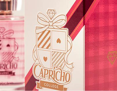 CAPRICHO COLLEGE - Edição Limitada O Boticário