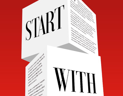 Cover for Start With Story