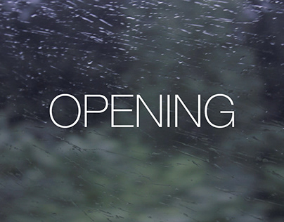 OPENING, a short documentary