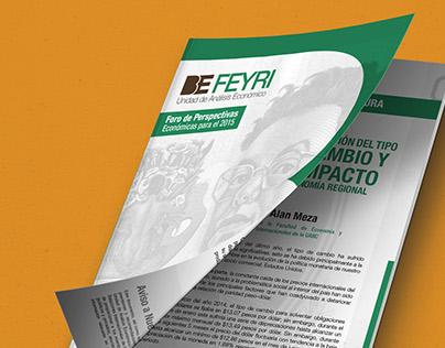 Diseño editorial BEFEYRI