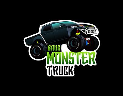 BAB'S MONSTER TRUCK