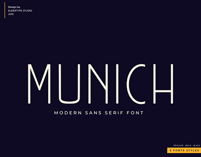 Munich Sans