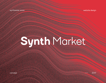 Synth Market — Synthesizer Shop