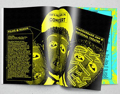 ChaleWote 2018 Festival Brochure