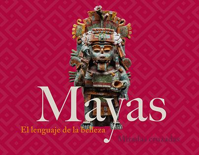 Mayas, Lenguaje de la Belleza
