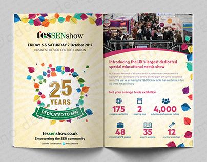 TES Global SEN Show Brochure 2017