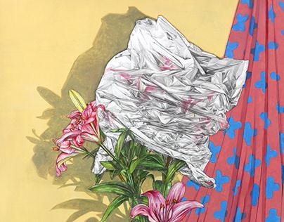 Flores de bolsa